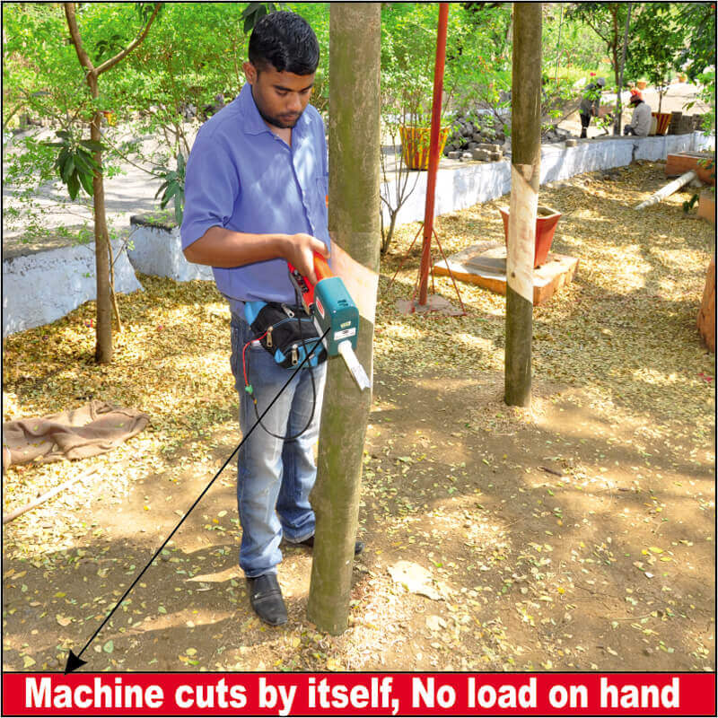 Gallery - Rubber Tapping Machine
